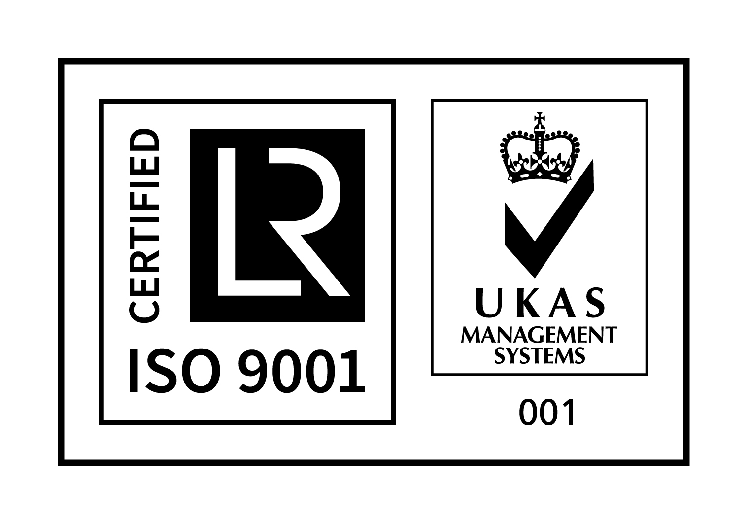 UKAS ISO 9001 | OXIMASA