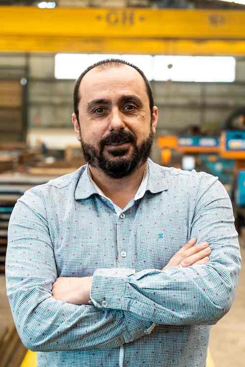 Jose Carlos Larriba Catalán